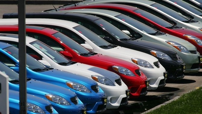 Image result for different color of cars