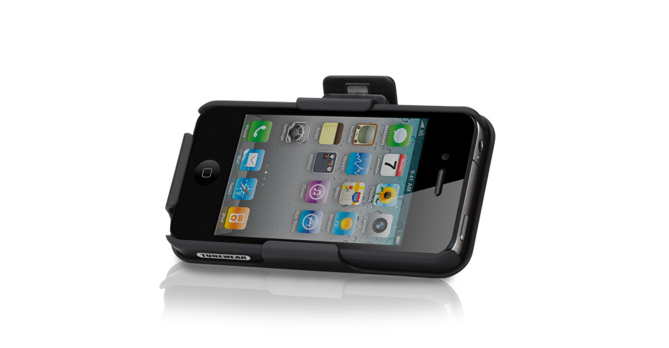 tunewear clippingholster - iphone 4