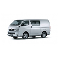 Toyota Hiace Deluxe 2014