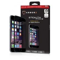 ARMORZ Stealth Extreme R CurveProtect Tempered Glass for Apple iPhone 6 (黑/白)