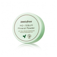 Innisfree No Sebum Mineral Powder 礦物控油碎粉