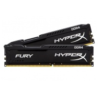 Kingston Hyper X Fury 16GB DDR4 2400 Memory Kit (8GB x2)