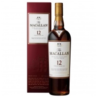 The Macallan Sherry Oak 12 Years Old Single Malt Scotch Whisky