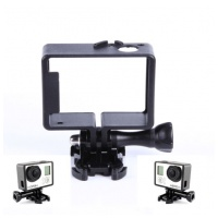 FOCUS Standard Frame Border Mount Protective Case Cover for GoPro Hero 4 3+ Camera