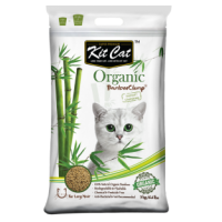 Kit Cat Organic BambooClump (Long Hair) 有機貓砂 (長毛) 11kg