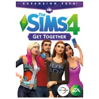 EA THE sims 4 GET TOGETHER