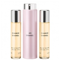 Chanel Chance Eau de Toilette Twist and Spray 20ml