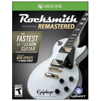 Ubisoft XBOX ONE 搖滾史密斯 Rocksmith 2014 Edition Remastered
