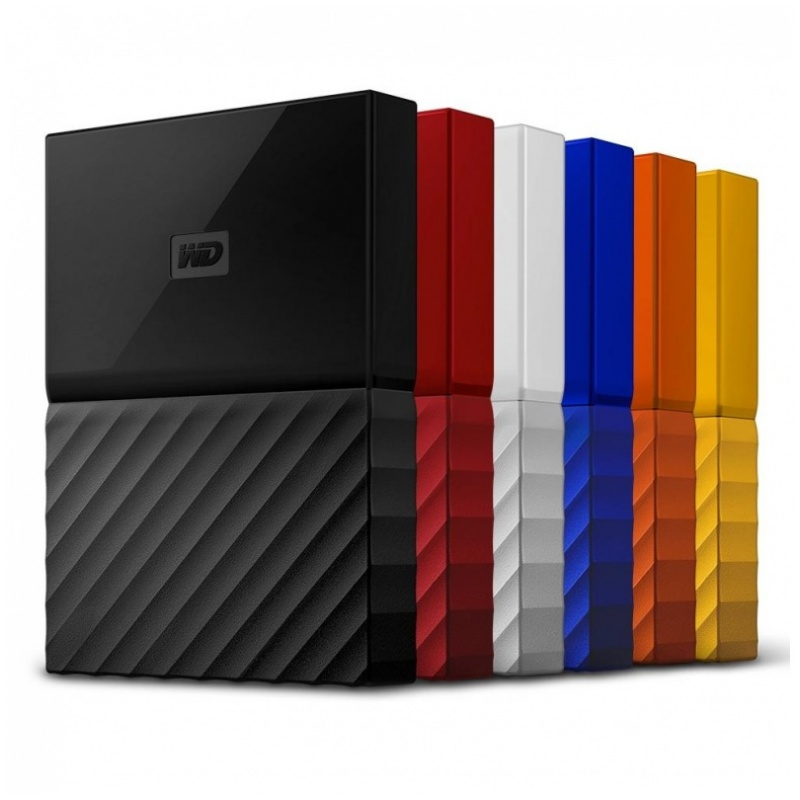 Western Digital My Passport 4TB WDBYFT0040