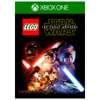 Warner Bros. Interactive XBOX ONE LEGO STAR WARS:原力覺醒 中文版