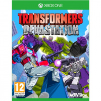 Activision Xbox One Transformers: Devastation
