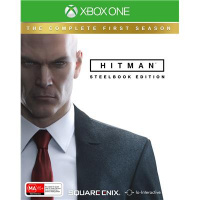 Square Enix XBox One HITMAN: THE COMPLETE FIRST SEASON STEELBOOK EDITION 英文版