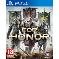 Ubisoft PS4 For Honor 榮耀戰魂 中英合版