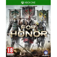 Ubisoft XBOX ONE For Honor 榮耀戰魂 中英合版