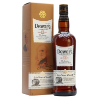 Dewar's 12 Years Old Blended Scotch Whisky