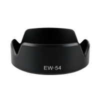 FOCUS Replacement EW-54 52mm Flower Lens Hood For Canon EOS M EF-M 18-55mm IS STM