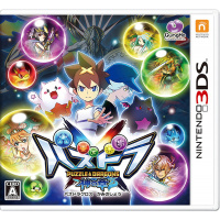 GungHo 3DS Puzzle & Dragons 神之章