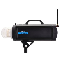RIME LITE XB Prime 1200W/s Monolight (120V) features Fast Recycling