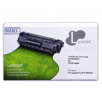 MANY HP CZ192A (93A) Remanufactured Toner Cartridge 代用碳粉