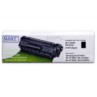 MANY Samsung MLT-D205L - Black Remanufactured Toner 代用碳粉 (高容量)