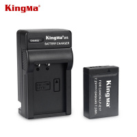 KINGMA 電池 LP-E17 BATTERY + CHARGER (For Canon Eos 77D)