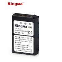 KINGMA FOR OLYMPUS BLS-1 / BLS-5 Li-ion Battery