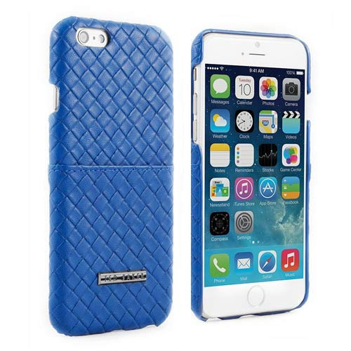 Ted Baker Woven Collection Bassget Case for iPhone 6