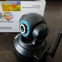 Wansview wireless AP IP camera