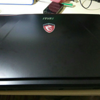 MSI GS43VR 6RE gaming laptop