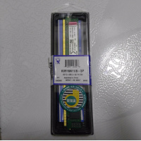 KINGSTON 8G DDR3 - 1600 CL11 RAM