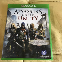 Assassins Unity Xbox One Game
