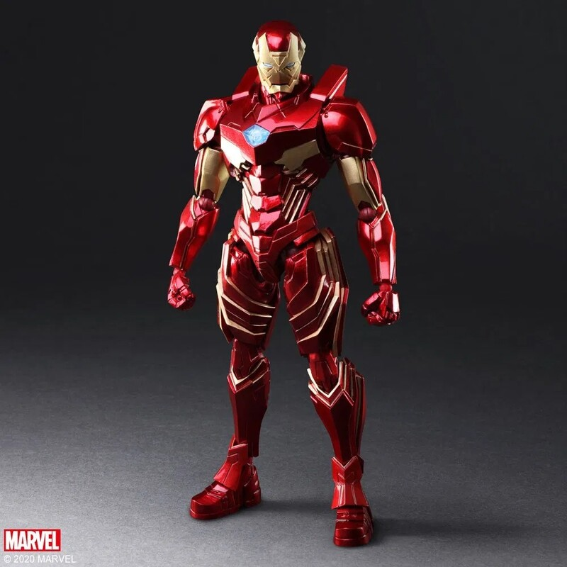 BRING ARTS Iron Man Figure