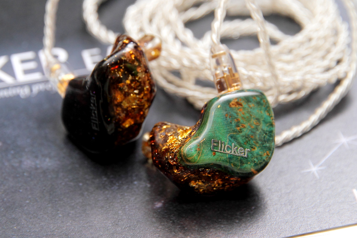 Flicker Ear Antlia 耳機