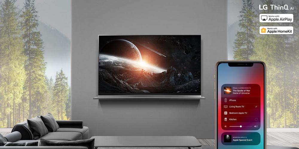 LG ThinQ AI UHD 4KTV