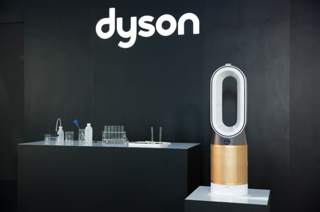 Dyson Pure Hot+Cool Cryptomic 風扇