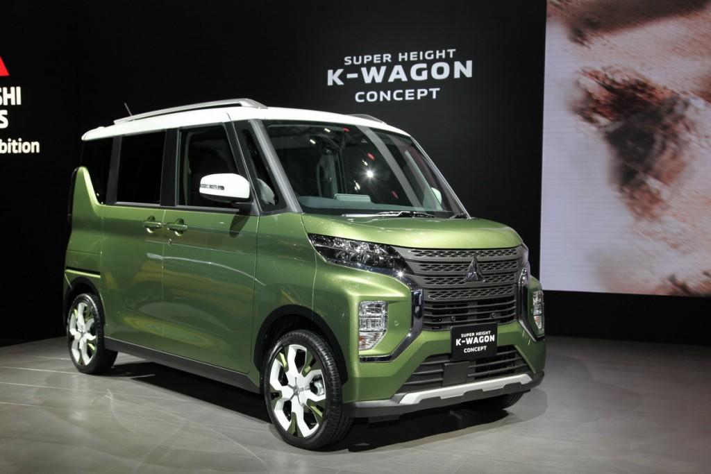 三菱 Super Height K-Wagon Concept