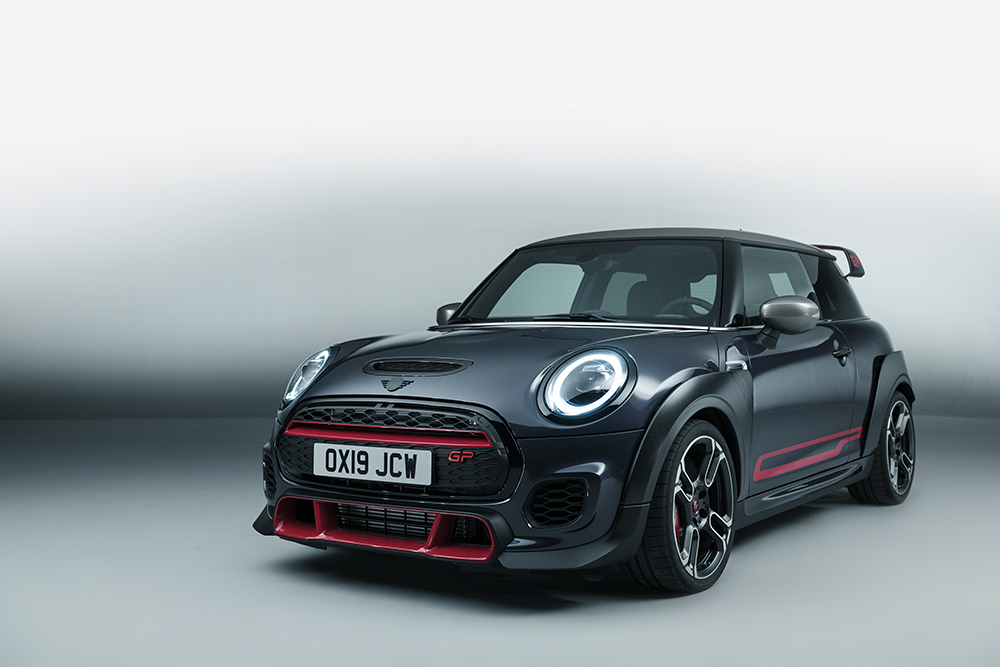 Mini John cooper Work GP