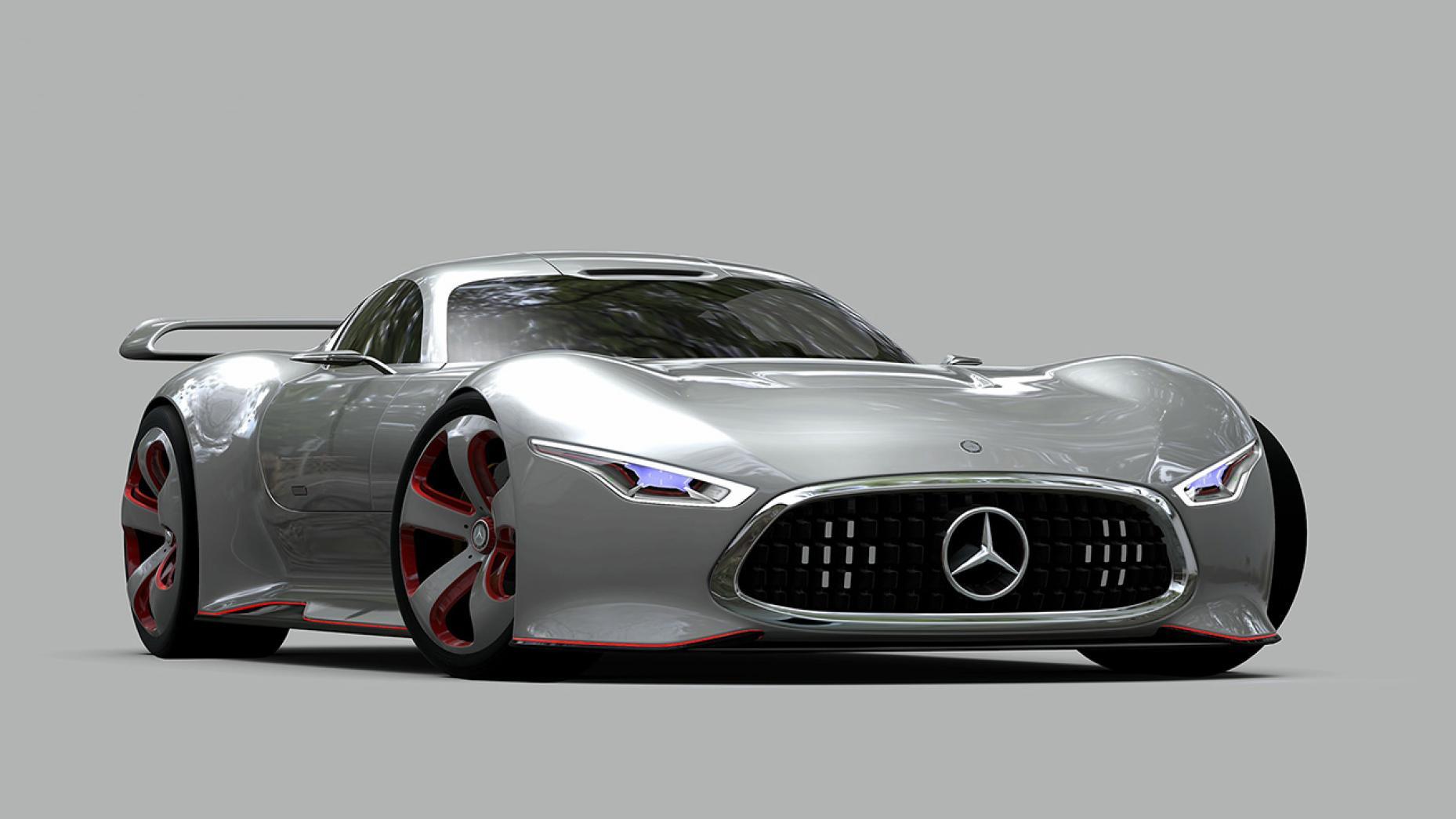 Mercedes-Benz Vision GT