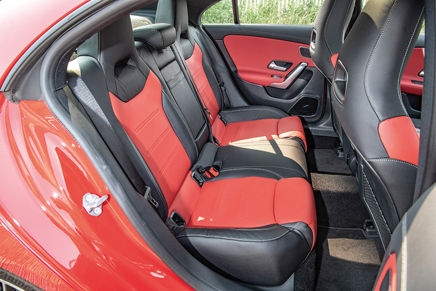 Mercedes-Benz CLA250 Coupe