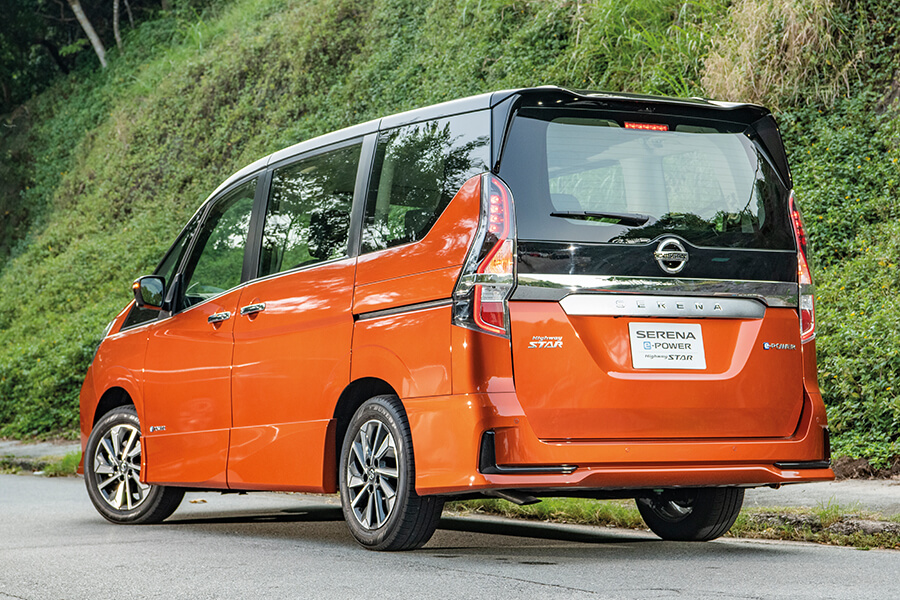 Nissan Serena e-Power