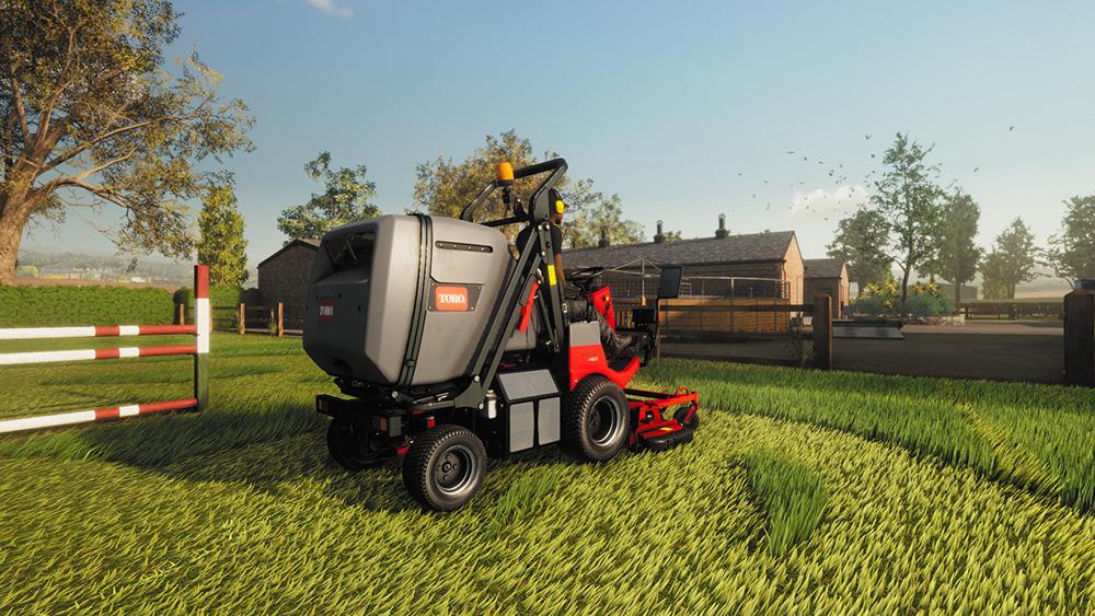 Lawn Mowing Simulator