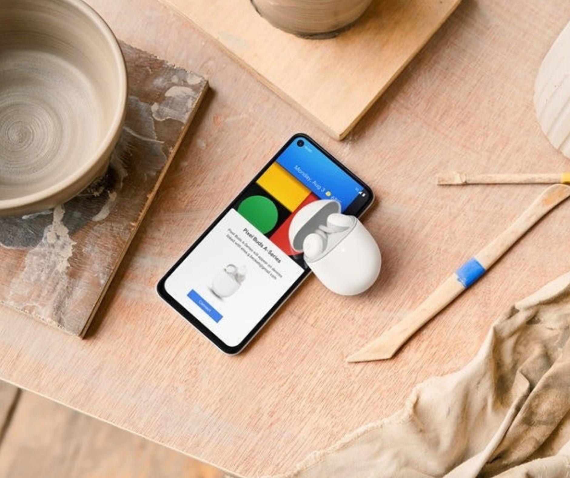 Google Pixel Buds A-Series 真無線藍牙耳機