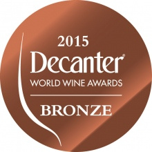 Image result for decanter 2015 bronze