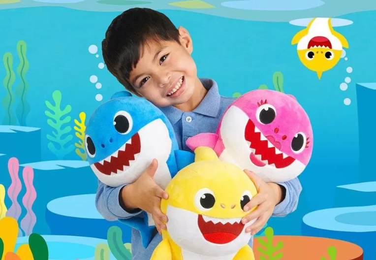 'Baby Shark' Toys Are Going On Sale Just In Time For Christmas. Credit: Wowwee