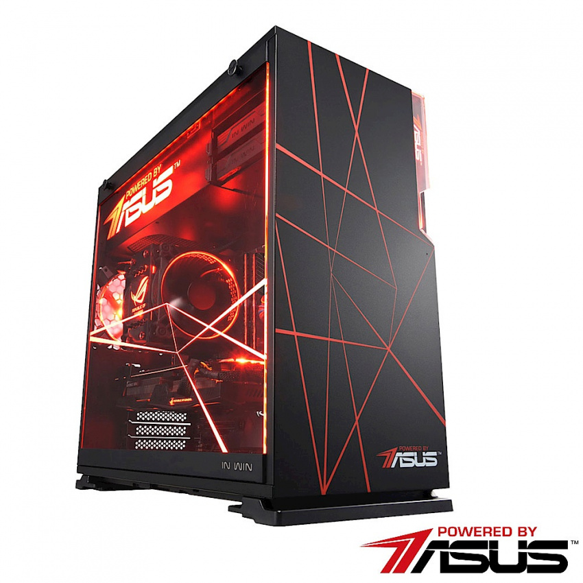 INWIN 101 ATX CASE ASUS EDITION (PBA VERSION)的圖片搜尋結果