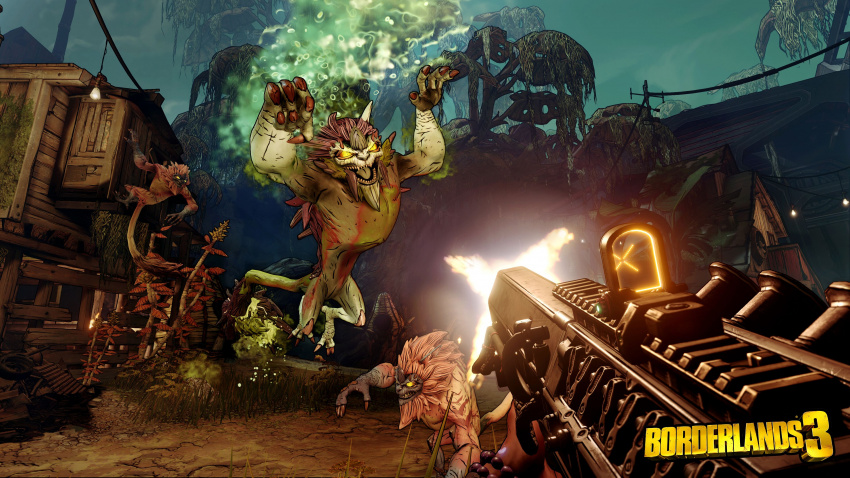 Borderlands 3 microtransactions are limited to skins and cosmetics ...
