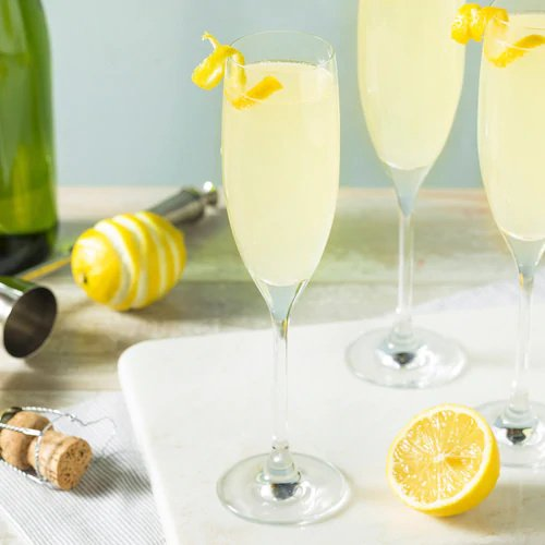 French 75 食谱| Absolut Drinks