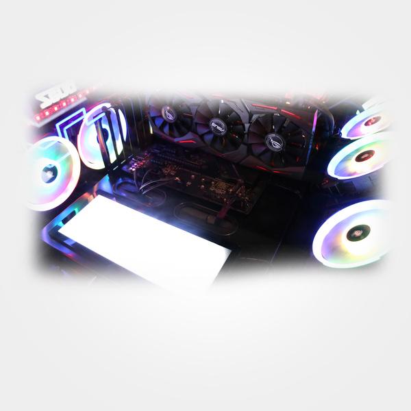 Zeus Gaming Desk