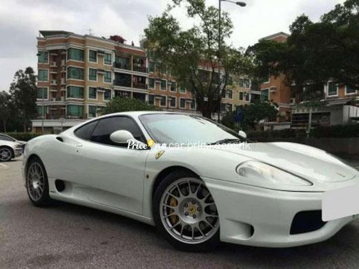 法拉利 Ferrari F360