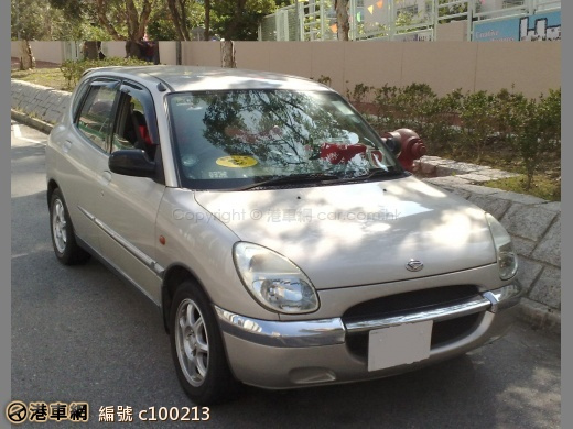 大發 Daihatsu Sirion M101RS